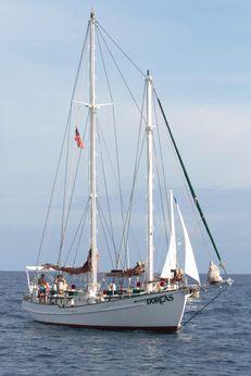 1968 Colvin Staysail Schooner