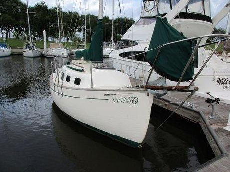 1976 Pacific Seacraft Flicka 20