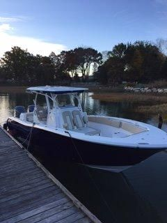 2017 Sea Fox 328 Commander