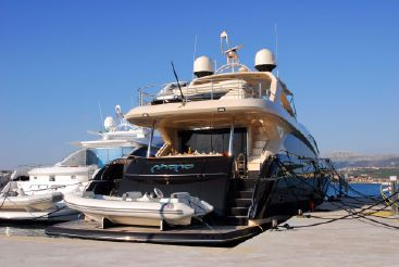 thumbnail photo 0: 2008 Sunseeker 86 Yacht
