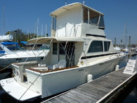 1985 Chris Craft 382