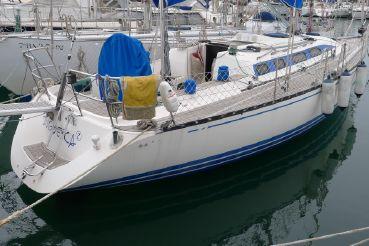 1994 X Yachts 382