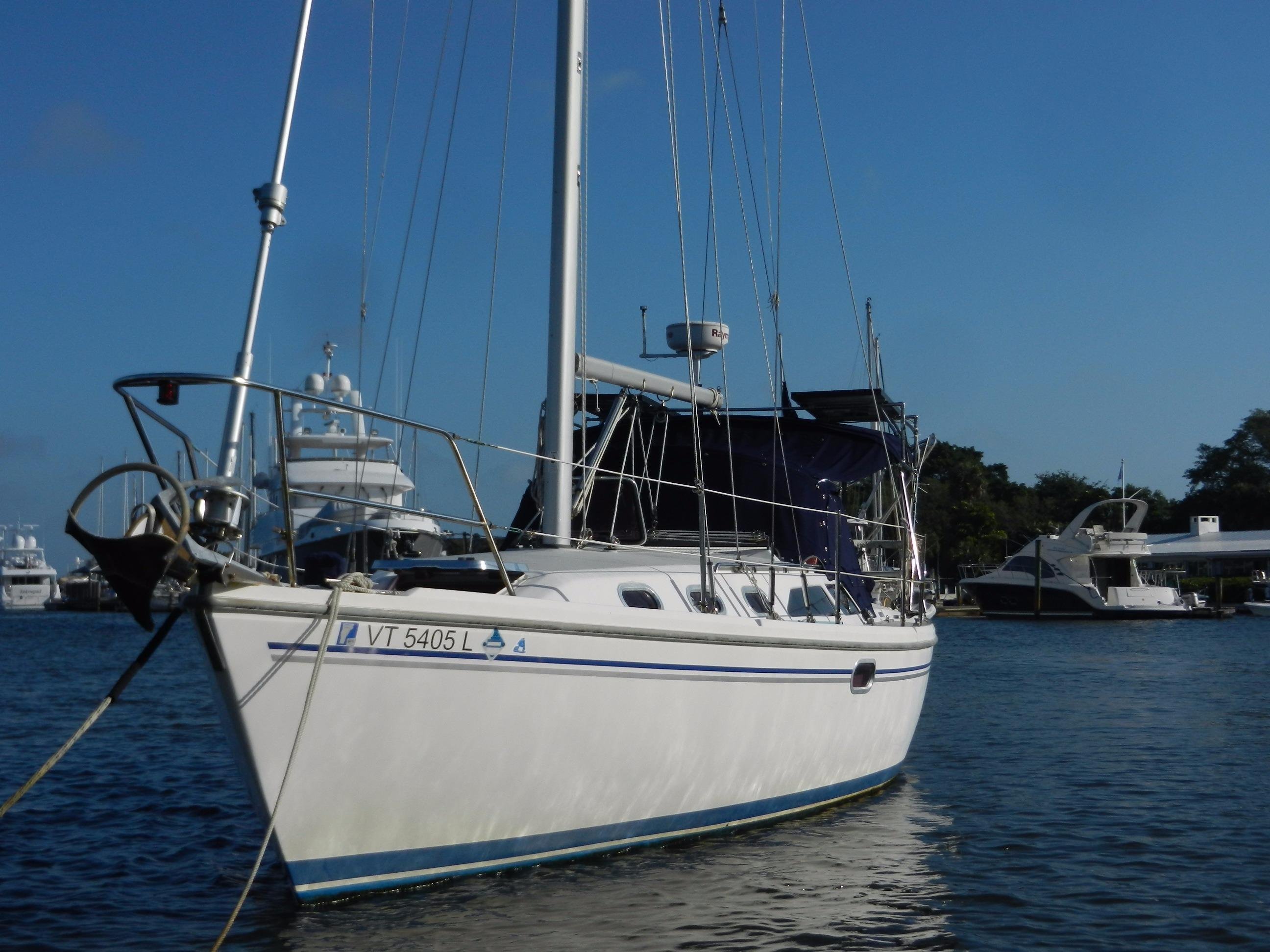 Solar Panel Charging System Powered Cars Diagram Power Catalina 34 Mkii Boats For Sale Yachtworld Schematic