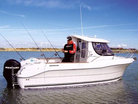 2012 Quicksilver 640 Pilot House