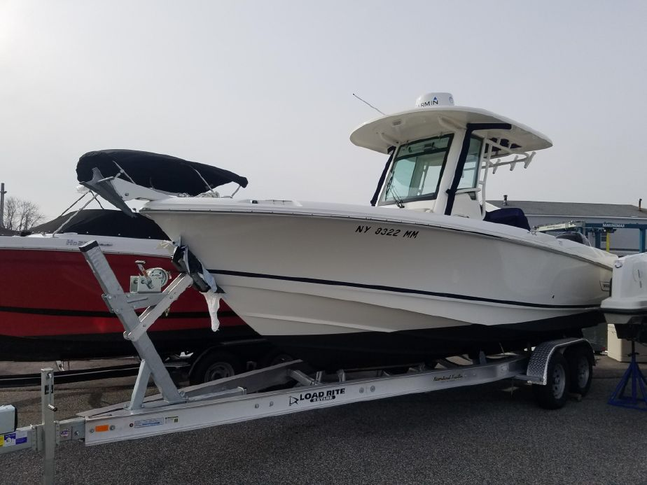 Used Boston Whaler 25 Outrage Fiberglass Prices - Waa2