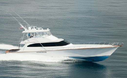 2011 Merritt Custom 86' Sportfish