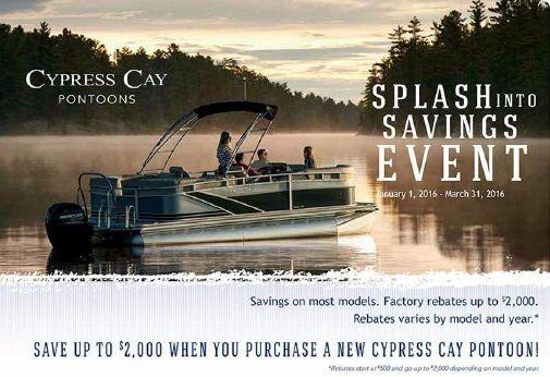 2016 Cypress Cay Cabana 240