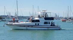 1985 Custom 15m Alloy Charter Fishing Boat