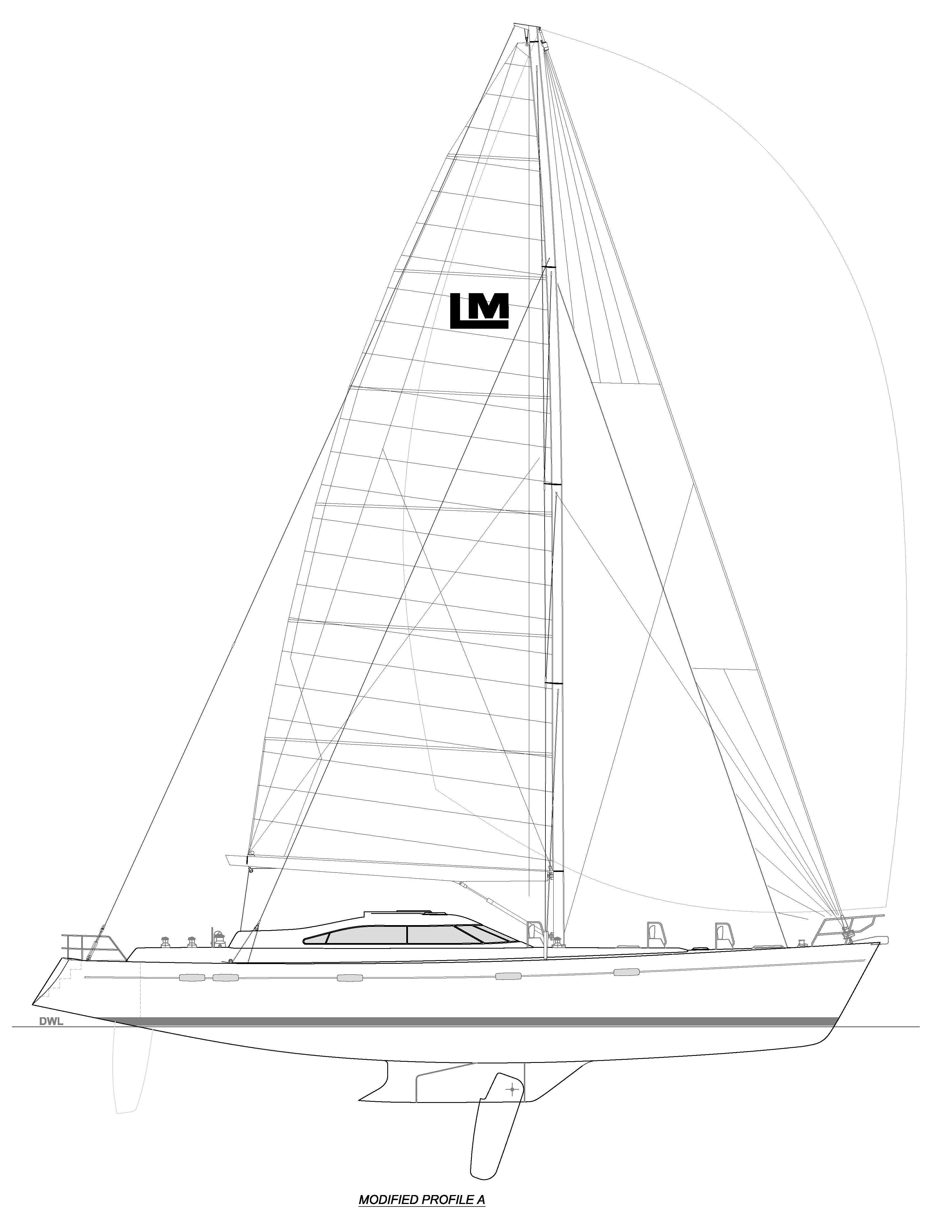 2015 Lyman Morse Custom 70 Sail Boat For Sale