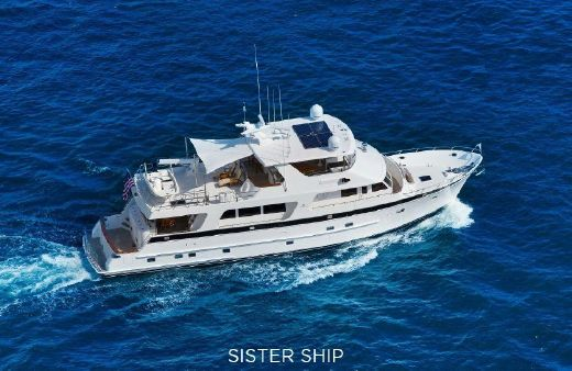 2017 Outer Reef Yachts 820 CPMY