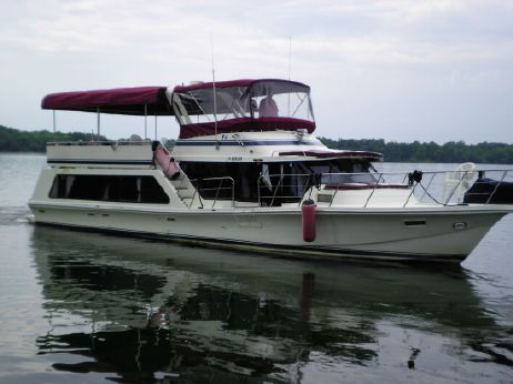 1986 Bluewater 51 Coastal Cruiser
