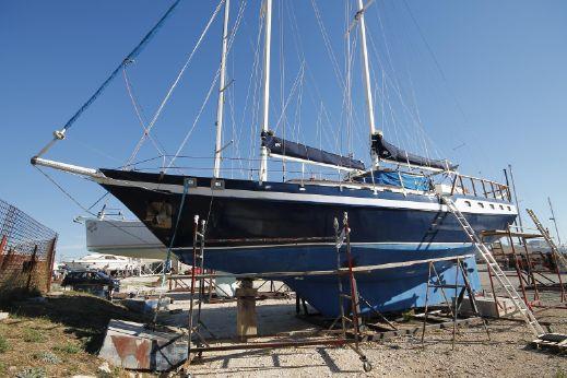 1987 Custom Built Two Mast Schooner