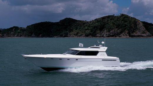 1996 Warwick 50' Sports Cruiser