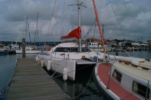 1992 Fountaine Pajot FIDJI 39