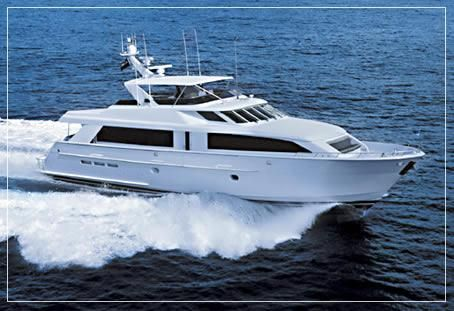 2005 Hatteras 84 Motor Yacht