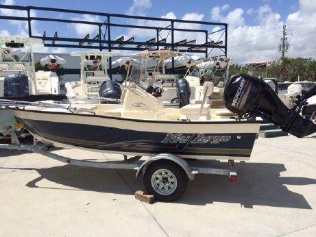 2016 Key Largo 160 CC