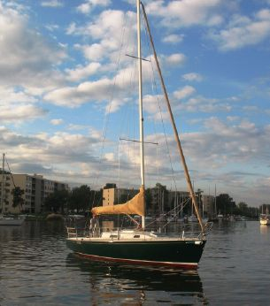 1996 J Boats J/105
