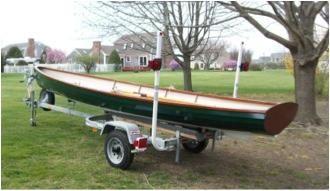 1997 Peregrine Picnic Rowboat