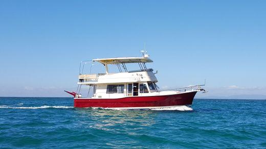 2004 400 Cruising Trawler