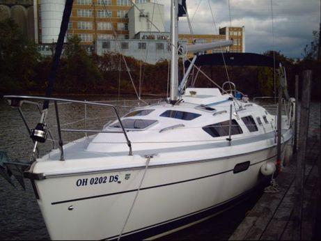 2003 Hunter 326