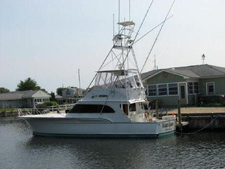 1990 Buddy Davis 47 Sport Fish