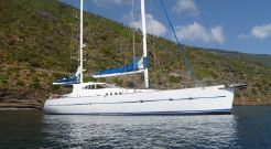 2002 Liman Jsc Ship Building Yard Blue Water Cruising Yacht