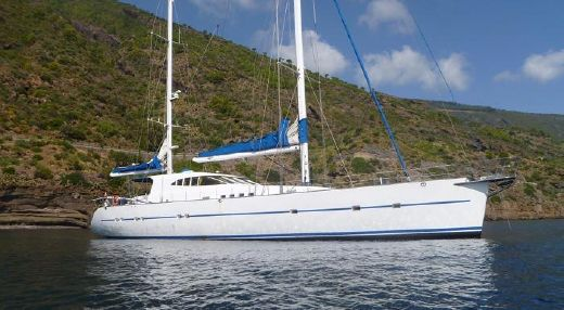 2005 Liman Jsc Ship Building Yard Blue Water Cruising Yacht