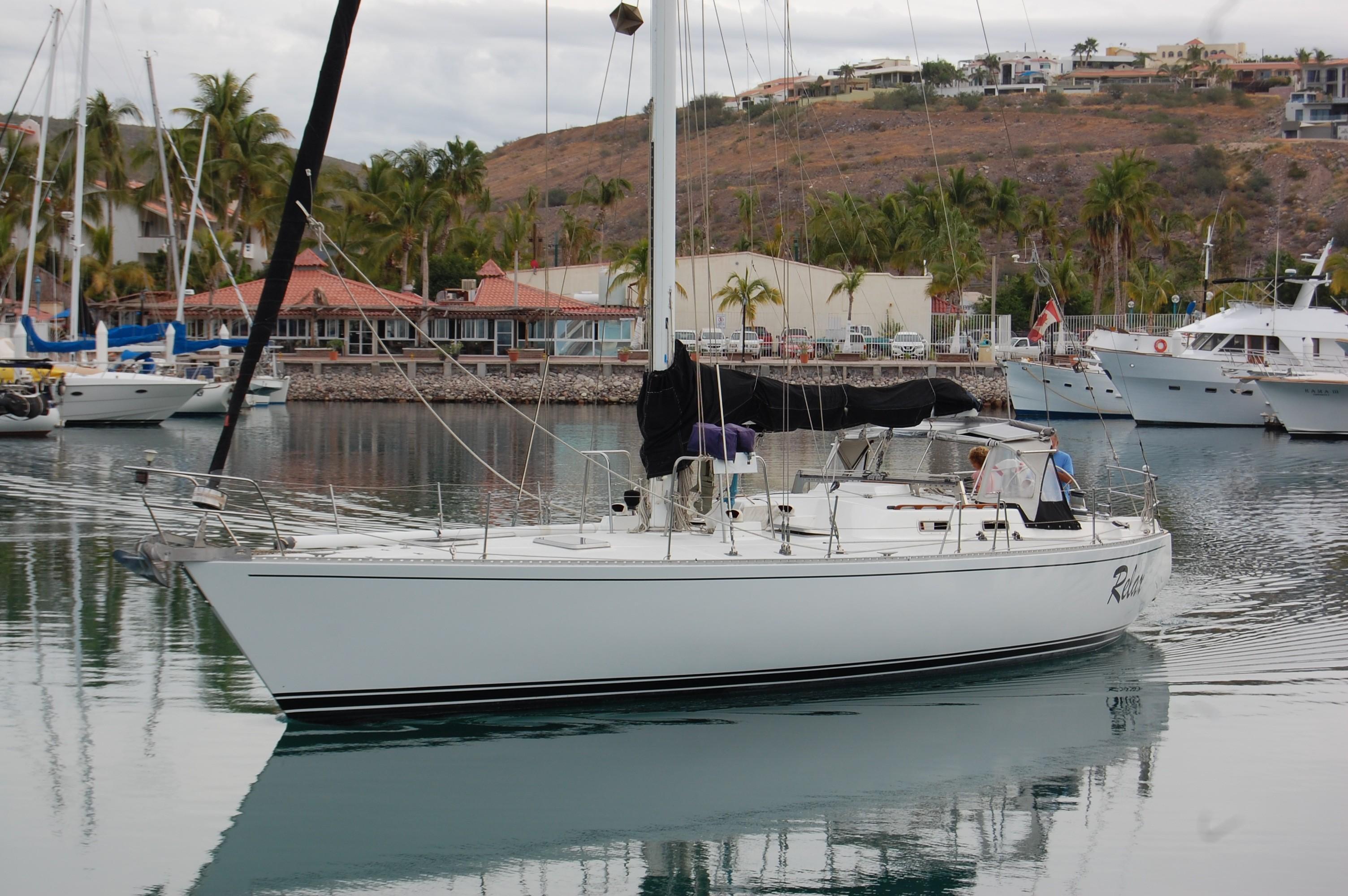 50' Morgan Sloop+Boat for sale!