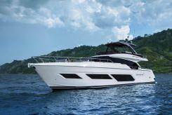 2019 Ferretti Yachts 720