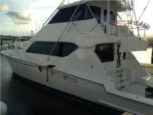 2002 Hatteras 65 Enclosed Bridge
