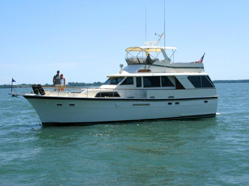 53 Foot Boats For Sale In Oh Boat Listings