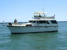 1980 Hatteras 53 Motor Yacht Stabilized