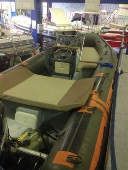 1988 Aiello Nautica JOKER BOAT CLUBMAN 22
