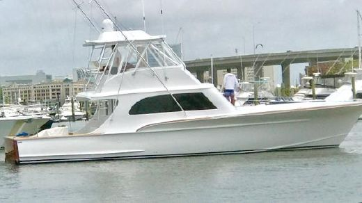 Custom Carolina Irving Forbes Sportfish