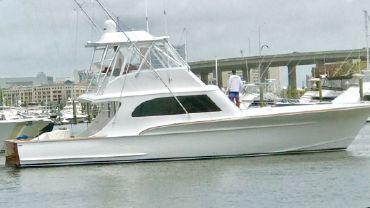 1989 Custom Carolina Irving Forbes Sportfish