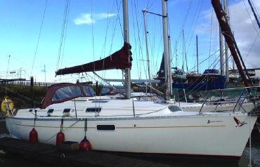 1998 Beneteau Oceanis 321