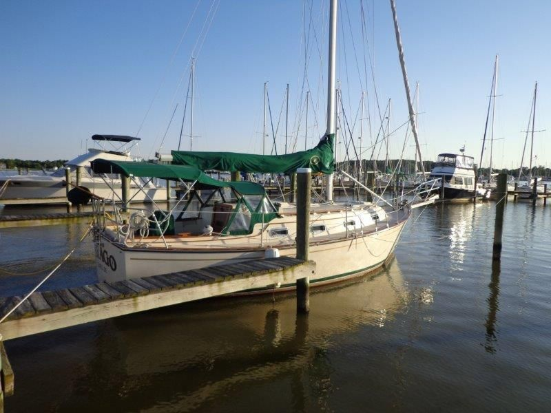 Used Island Packet Yachts For Sale By Owner