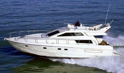 1996 Ferretti 135