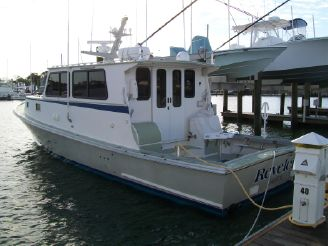 2006 Young Brothers 38' Downeast Crusier