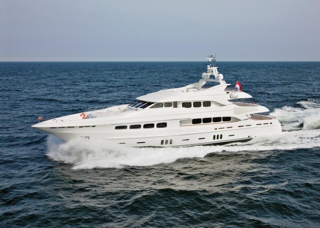 Motor Yacht: 2010 Dutch Yacht Builders Motor Yacht Power Boat For Sale