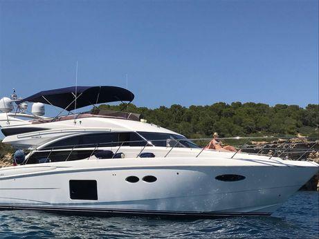 2014 Princess Yachts 56 fly