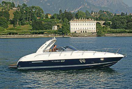 2007 Airon Marine 345