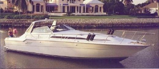 1989 Sea Ray 460 Express Cruiser