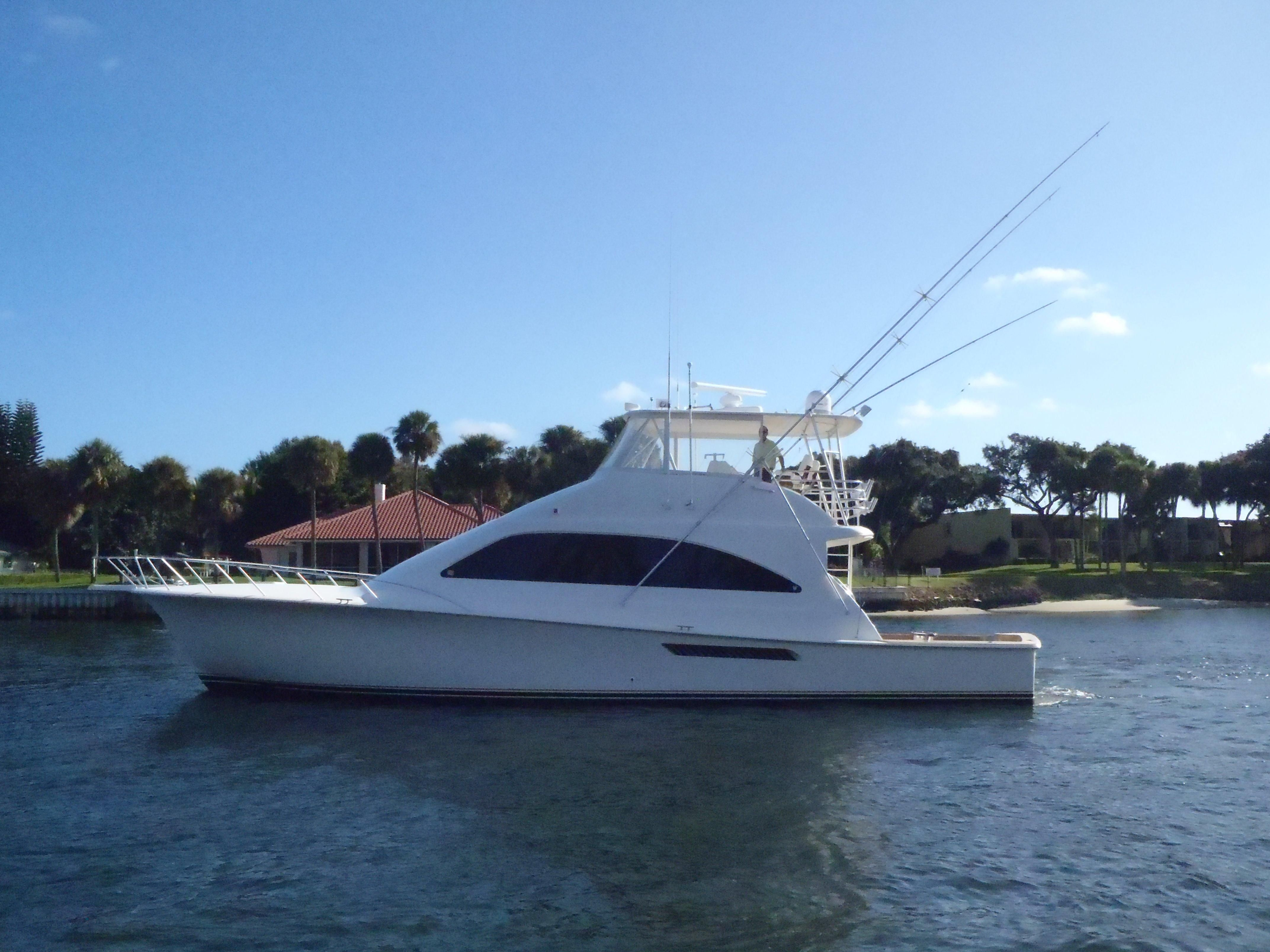 2006 ocean yachts 57 super sport power boat for sale www for Ocean yachts 48 motor yacht for sale