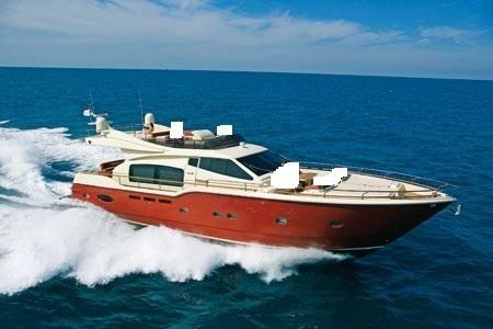 2007 Ferretti Yachts Altura 690