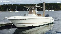 2004 Wellcraft 252 Fisherman