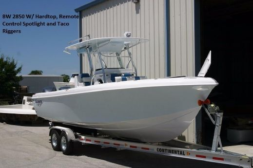 2012 Bluewater Sportfishing 2850