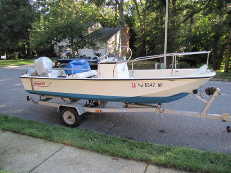 1983 Boston Whaler 17 Montauk