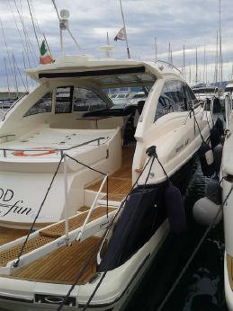 2011 Absolute Yachts 43 HT