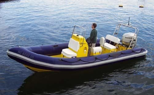 2007 Ribcraft 210